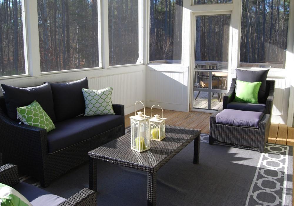 veranda vetri