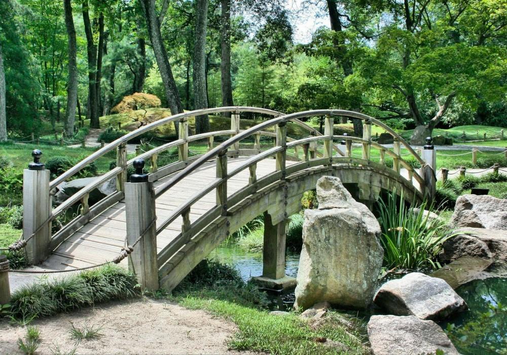 giardino ponte