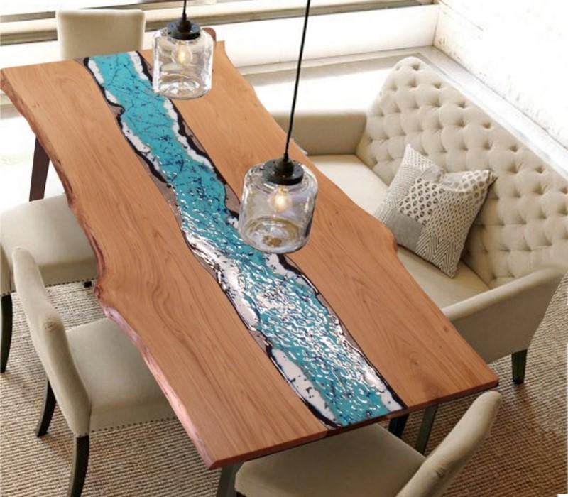 tavolo in legno Ficola Deruta