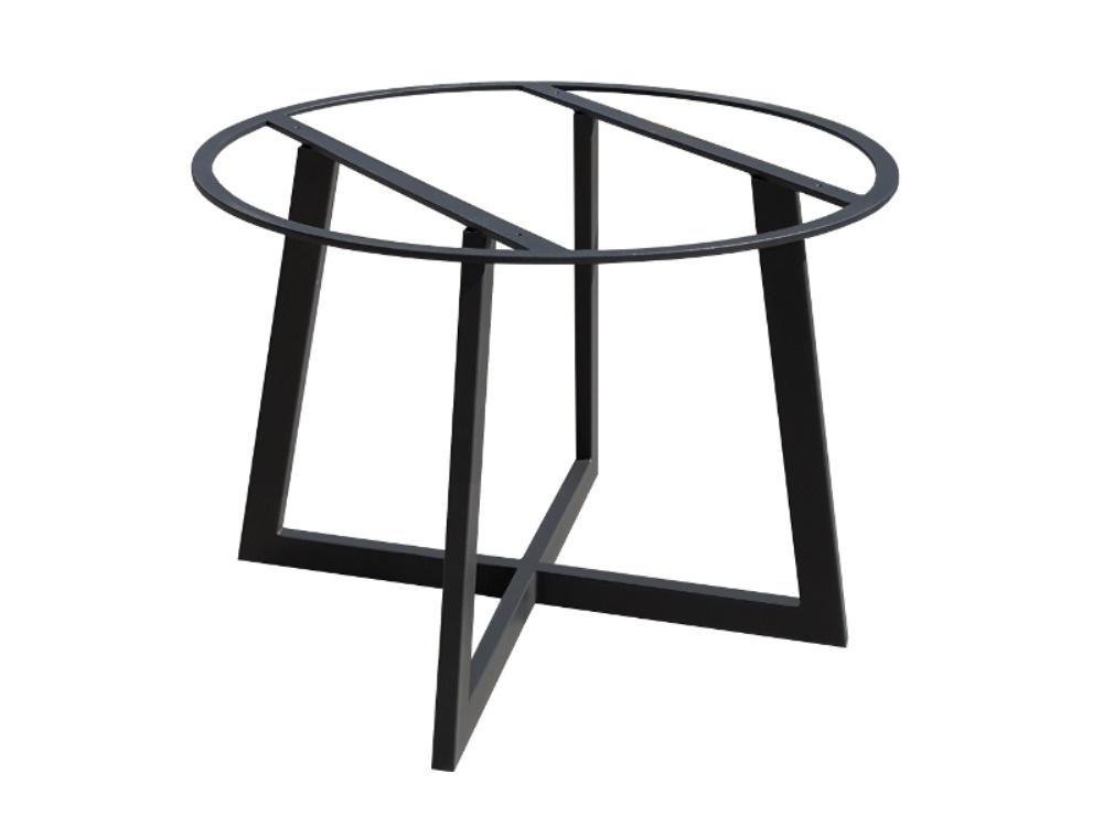 Basi In Ferro Per Tavoli.Modello Life C Base In Ferro Grandi Maioliche Ficola